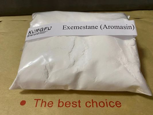 107868-30-4 Raw Steroid Powder Oral Tabs Exemestane Aromasin